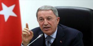 Milli Savunma Bakanı Akar: Koronavirüse karşı askerlerimiz belli bir süre hafta sonu izne çıkmayacak