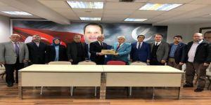 Kent Konseyi Refah Partisi Kocaeli İl Başkanlığını ziyaret etti