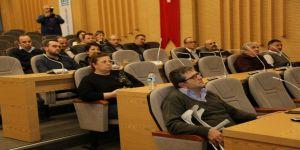 İSU personeline KO-MEK'ten etkili iletişim semineri