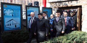 Mehmet Akif Ersoy, İstiklal Marşı'nı kaleme aldığı Taceddin Dergahı'nda anıldı