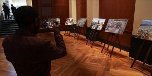 Türkiye'nin Washington Büyükelçiliğinde 'İdlib' fotoğraf sergisi