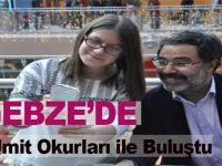 Ahmet Ümit Gebze'de Okurları ile Buluştu