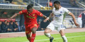 Göztepe Süper Lig'de 3 haftadır galip gelemiyor