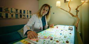 Hem hastalarına hem hastanesine 'hayat' veriyor