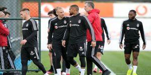 Beşiktaş, N'Koudou ve Boyd'un antrenmana çıkmak istemediği yönündeki haberi yalanladı