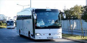 Fransa'dan gelen iki yolcunun karantina otobüsünden alınmasına soruşturma
