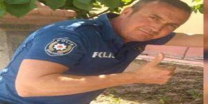 Polis memuru kalbine yenildi