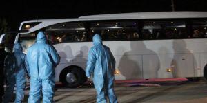 Yurt dışından gelenler Kocaeli'de karantinaya alındı