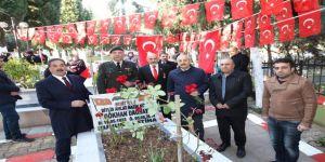 Gebze'de Şehitler İçin Anma Töreni