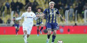 Fenerbahçe, Süper Lig'de yarın Kayserispor'u ağırlayacak