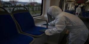 Akçaray'da koronavirüs önlemleri artırılarak devam ediyor