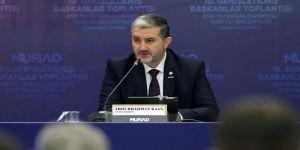 MÜSİAD Başkanı Kaan'dan Ekonomik İstikrar Kalkanı değerlendirmesi