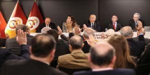 Galatasaray'da olağan genel kurul toplantısı geçici olarak ertelendi