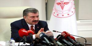 Türkiye'de koronavirüsten ölenlerin sayısı 9'a, vaka sayısı 670'e yükseldi