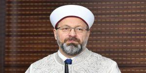 Diyanet İşleri Başkanı Erbaş'tan koronavirüse karşı sigarayı bırakma önerisi