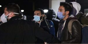 Yurt dışından gelen yolcuların öğrenci yurtlarına yerleştirilmesi devam ediyor