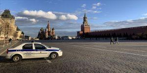 Rusya'da Kovid-19 vaka sayısı 438'e yükseldi, 65 yaş üstü olanların sokağa çıkması yasaklandı