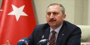 Adalet Bakanı Gül: Cezaevlerinde pozitif koronavirüs vakasına rastlanmamıştır