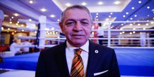 Türkiye Boks Federasyonu Başkanı Gözgeç'ten koronavirüs açıklaması