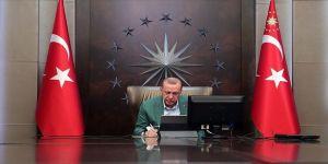 Erdoğan,koronavirüs ile mücadelede tüm kurum ve kuruluşların çalışmalarını yakından takip ediyoruz