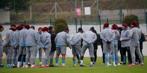 Trabzonspor'da teknik heyet ve futbolcuların Kovid-19 testi negatif çıktı