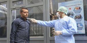 Askeri birliklerde sıkı koronavirüs tedbirleri alınıyor