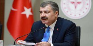Sağlık Bakanı Koca: Son 24 saatte 15 hastamız hayata veda etti