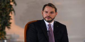 Hazine ve Maliye Bakanı Albayrak: Bankaların verdikleri dayanışma taahhütlerinin takipçisiyiz