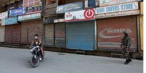 Cammu Keşmir'de koronavirüsten ilk ölüm