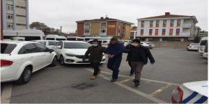 Gebze'de gasp ve cinsel saldırı zanlısı yakalandı