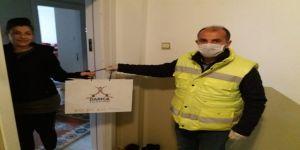 Darıca'da kazananlara hediyeleri dağıtıldı