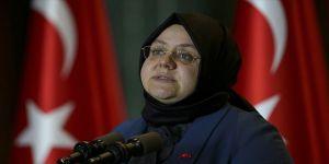 Bakan Zehra Zümrüt Selçuk: Engelli aylığı ve evde bakımdan yararlananların rapor süreleri uzatıldı
