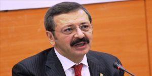 TOBB'dan 'Biz Bize Yeteriz Türkiye'm' kampanyasına 10 milyon lira