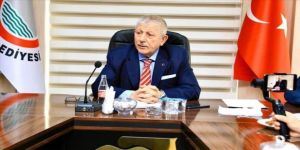 Amasya Belediye Başkanı Sarı'dan Milli Dayanışma Kampanyası'na destek