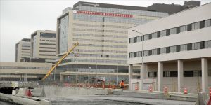 Ulaştırma ve Altyapı Bakanlığı Başakşehir İkitelli Şehir Hastanesinin yollarının yapımına başladı
