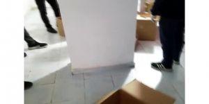 Darıca ve Çayırova'da kaçak maske imalathanelerine baskın