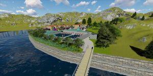 Kato Dağı eteklerindeki 'Zümrüt Kaplıcaları' turizme kazandırılacak