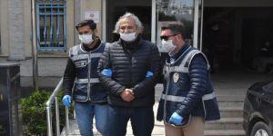 Hakan Aygün Bodrum'da gözaltına alındı