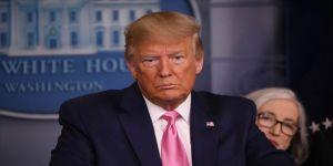Trump: Halka tıbbi olmayan maske takmalarını tavsiye ediyoruz ama zorunlu değil