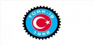 Türk-İş Milli Dayanışma Kampanyası'na 3 milyon lira bağışladı