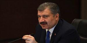 Sağlık Bakanı Koca: Kovid-19 ile temas içindekileri izole edemezsek kontrol altına alma şansımız olmaz