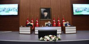 Kocaeli'de İl Pandemi Kurulu Toplantısı gerçekleştirildi