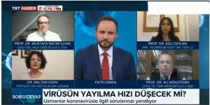 Canlı yayında önemli iddia: Türkiye'deki vaka sayısı 600 ila 900 bin