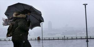 Türkiye'de mart ayı ortalama yağışı Marmara Bölgesi'nde azaldı