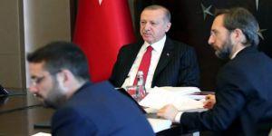 Cumhurbaşkanı Erdoğan,pandemi hastaneleri 45 gün içerisinde bitirilecek