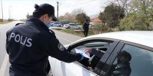 Sinop,Durağan ilçesinde 3 köyde Kovid-19 tedbirleri kapsamında karantina başladı