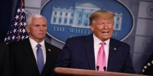 Trump ve Pence düzenli aralıklarla Kovid-19 testi yaptıracak