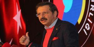 TOBB Başkanı Hisarcıklıoğlu'ndan bankalara çağrı