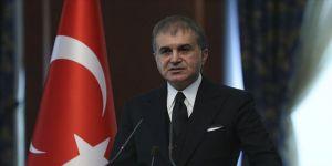 AK Parti Sözcüsü Çelik: Ülkemizde dayanışma, birliktelik ve kardeşlik duygusu yükseldi
