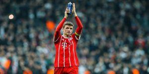 Bayern Münih Thomas Müller'in sözleşmesini 2023'e kadar uzattı